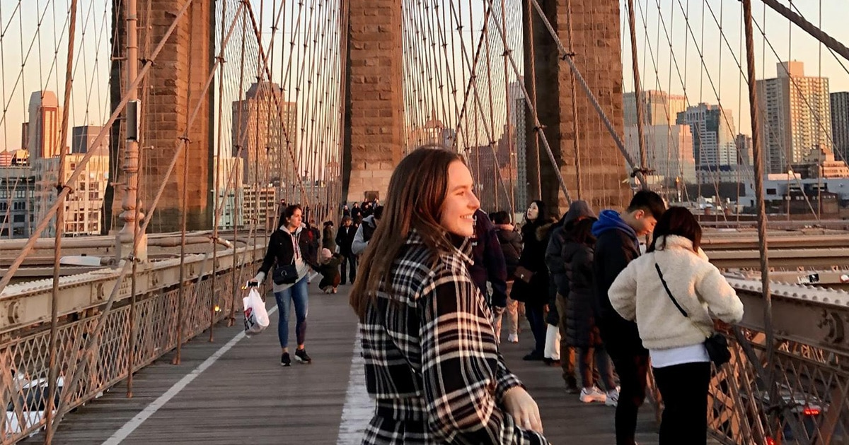 My two years in New York City